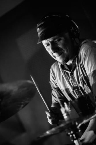 About My Fear - trip hop band Dublin Ireland - Photo GalleryRobert Broll - Drummer